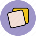 bakery food, bread, bread slice, breakfast, sandwich, toast icon