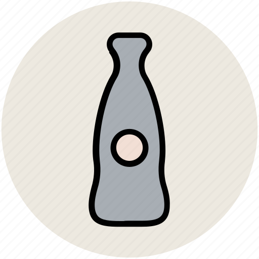 beverage, bottle, cola, cola bottle, drink, drink bottle, sauce bottle icon