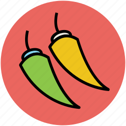 chilli, chilli pepper, diet, food, spice icon