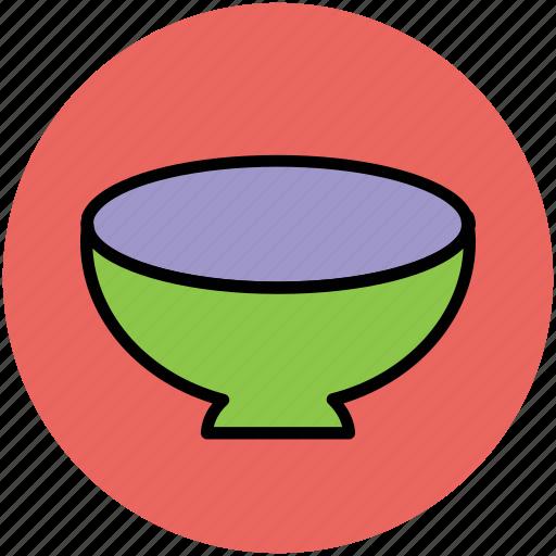 bowl, food bowl, meal, platter, soup, soup bowl, spoon icon
