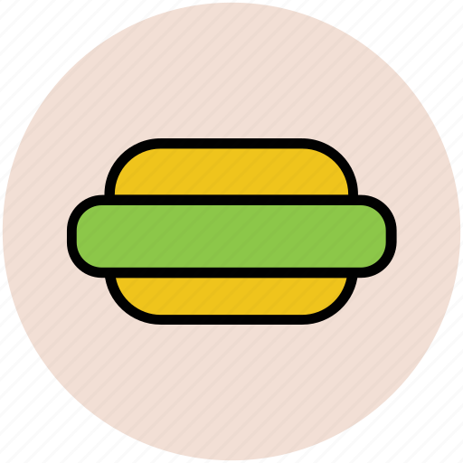 burger, fastfood, food, hamburger, junk food icon