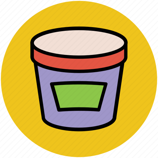 canned food, canning, packaged food, tin food, tinned food icon