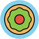 bakery food, biscuit, confectionery, cookie, cracker, donut, snack icon