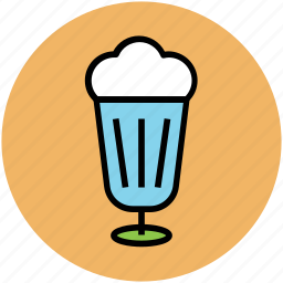 ale, beer, chilled beer, drink, drink glass, glass icon