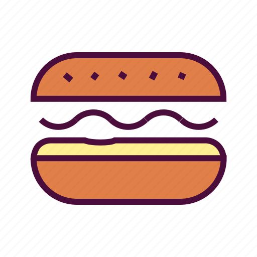 burger, cheese burger, fastfood, food, hamburger, junk food icon