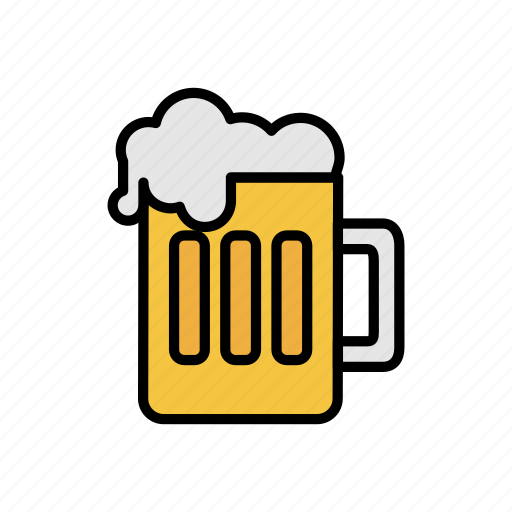 bar, beer, booze, drink, pint, pub icon