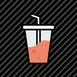 drink, juice, juice press, shake, smoothie, takeaway icon