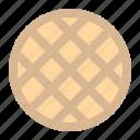 breakfast, waffles, food, dessert, bakery, waffle