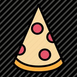 breakfast, fast food, food, italia, meal, pizza, restaurant icon