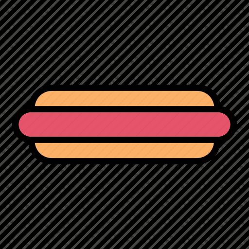 breakfast, fast food, food, hot dog, hotdog, meat, sausage icon