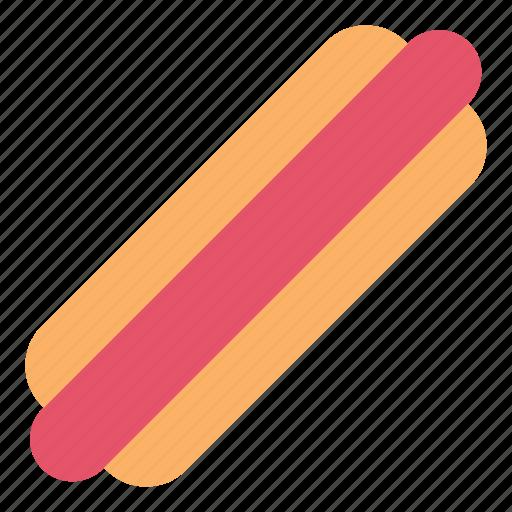 breakfast, fast food, food, hot dog, hotdog, sausage icon