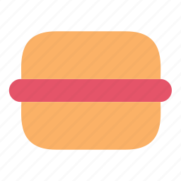 breakfast, burger, fast food, food, hamburger, meat icon
