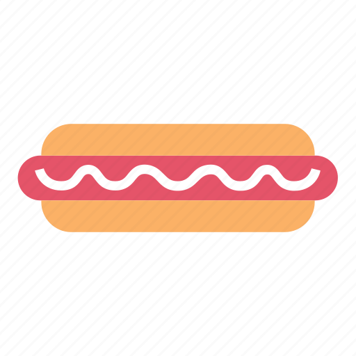 breakfast, burger, fast food, food, hot dog, mayonaise, meat icon