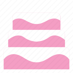 birthday, cake, candle, food, party icon