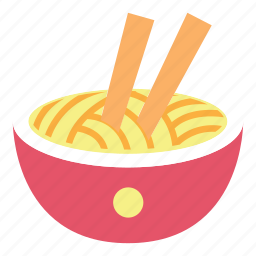 breakfast, chinese food, food, mie, noodle, ramen icon