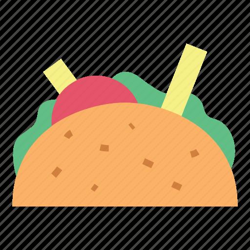 breakfast, fast food, food, meal, meat, sandwich icon