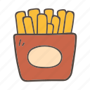 burger, fast food, food, meat, pizza icon