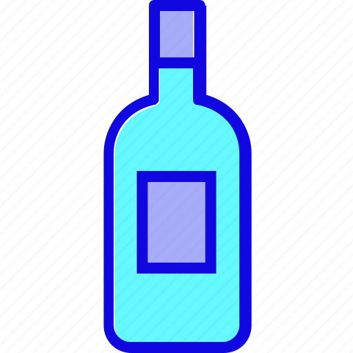 beer, beverage, bottle, champagne, container, drink, wine icon