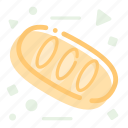 bake, bakery, bread icon