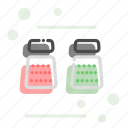 condiment, cookware, flavouring, pepper, salt, spice icon