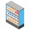 fast food, food corner, food point, food yard, frozen food icon