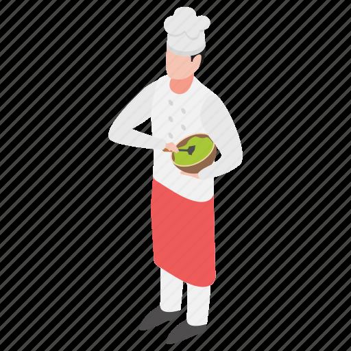 food court, food making, food preparation, professional chef, restaurant food icon