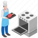barbeque grill, cookout, fresh barbeque, grill food, outdoor cooking icon