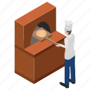 fresh pizza, pizza baking, pizza point, pizza stall, pizza stove icon