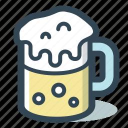 alcohol, bar, beer, drink, mug icon