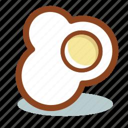 breakfast, egg, eggs, food, omelette, scramble icon
