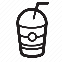 cocktail, drink, fizzy, soda, soft drink, water icon