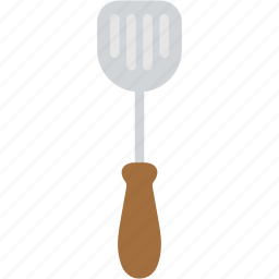 cooking, kitchen, spatula, spoon, utensils icon