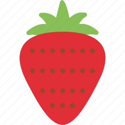 berry, eat, food, fruit, strawberry, sweet icon
