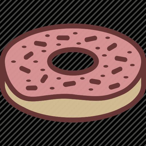 donut, donuts, doughnut, doughnuts icon