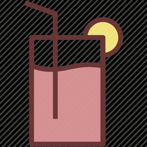 drink, lemon tea, soft drink icon