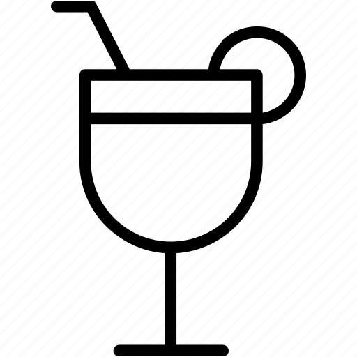 cocktail, drink, party icon