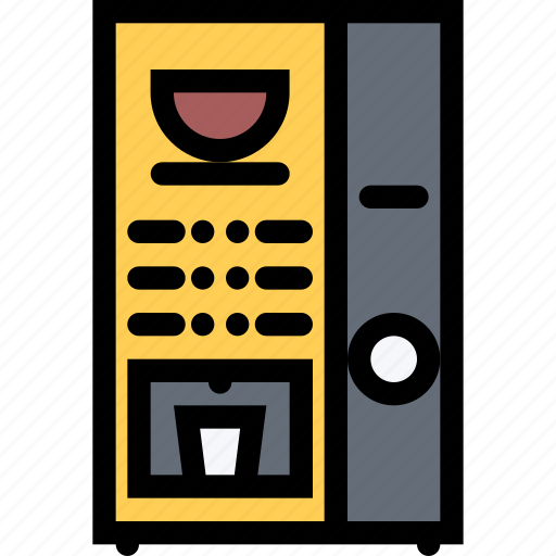 automat, barbecue, coffee, cooking, drink, food, kitchen icon