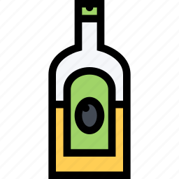 barbecue, cooking, drink, food, kitchen, oil, olive icon