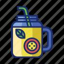 infuse, water, lemonade, ice lemon tea, infused water