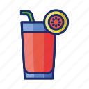 juice, smoothie icon