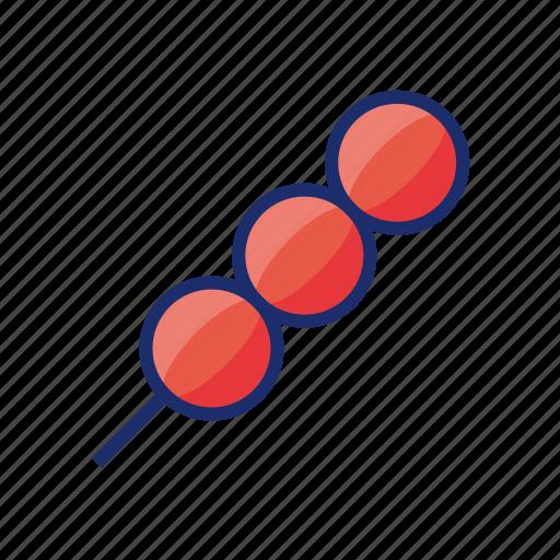 fishball, meatball, satay icon