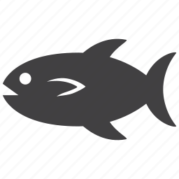 animal, bluefin, fish, fishing, food, sea, tuna icon