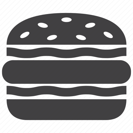 burger, fast, food, hamburger, junk, restaurant, sausage icon