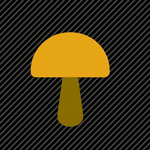food, mushroom, vegetable icon