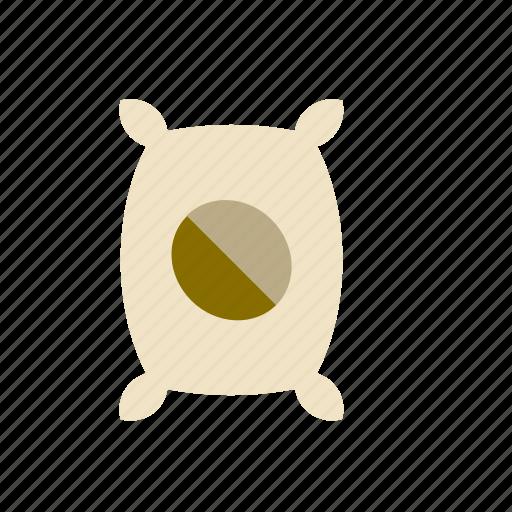 bag, bean, coffee, food, sack icon