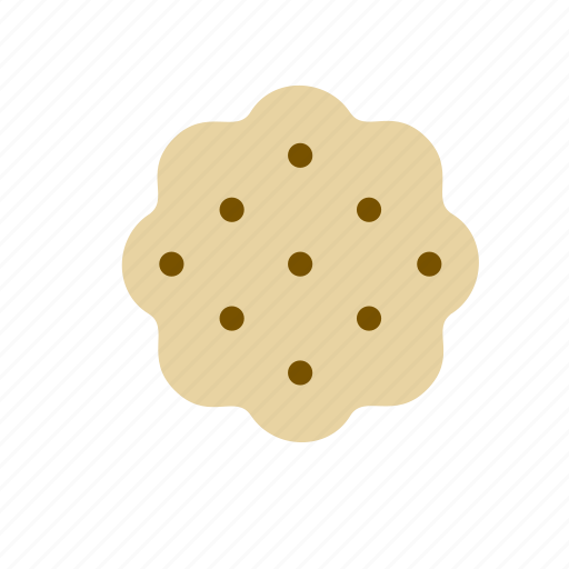 biscuit, cookie, food icon