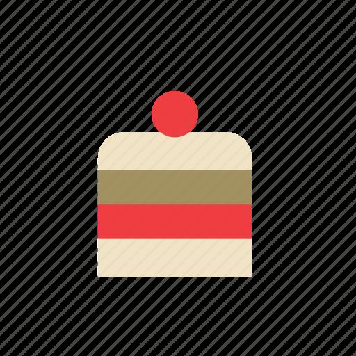 cake, cupcake, dessert, food, pastry, pie icon