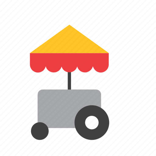 cart, food, trolley, truck icon