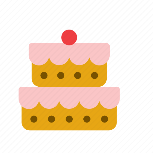 cake, dessert, food, pastry, pie icon