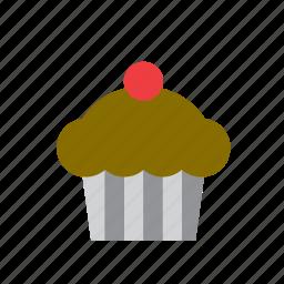 cake, dessert, food, pastry, pie icon
